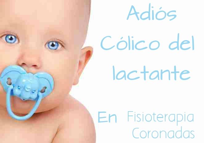 Cólico del lactante en Fisioterapia Coronadas, Aguilar de la Frontera, Córdoba